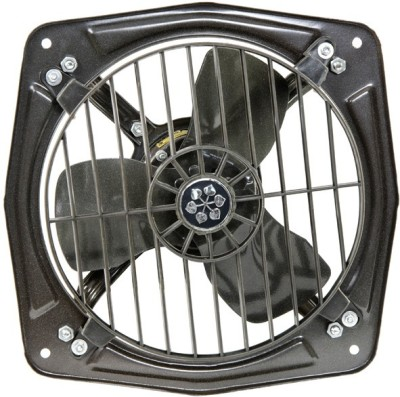Usha Turbo Jet 230 3 Blade Exhaust Fan(Grey)