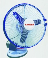 Sameer AP 3 Blade Wall Fan(Blue)