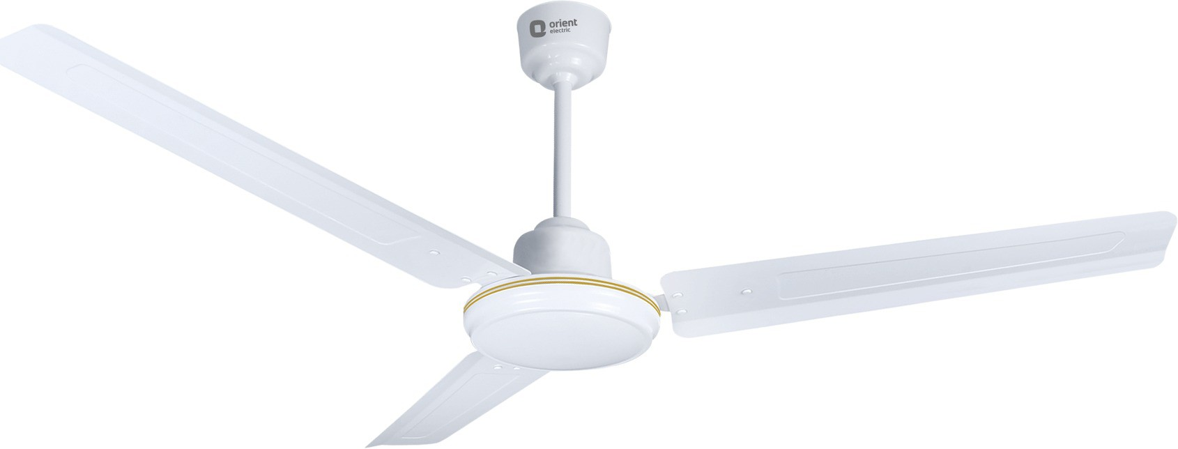 Orient new air 1400mm 3 blade ceiling fan price in india 18 mar orient new air 1400mm 3 blade ceiling fanwhite aloadofball Gallery