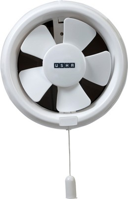 Usha Crisp Air Premia- RV 5 Blade Exhaust Fan(White)