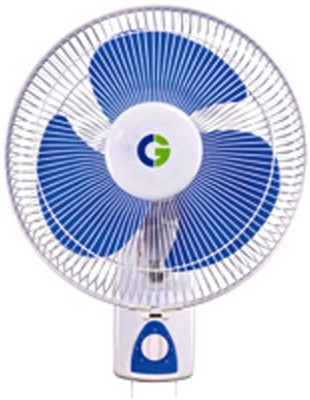 Crompton Windflo High Speed 12 3 Blade Wall Fan(White)