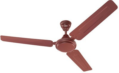 Eveready FAB M 3 Blade Ceiling Fan(BROWN)