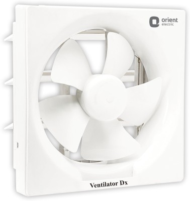 Orient Electric Ventilator Dx 5 Blade Exhaust Fan(White)