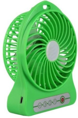 technofirst solution Green001015 4 Blade Table Fan