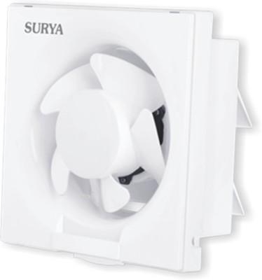 Surya Beach Air 150 Mm 3 Blade Exhaust Fan(White)