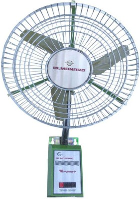 Almonard 18 Air Circulator 3 Blade Wall Fan(green)