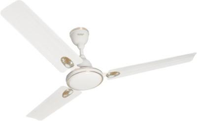 Maharaja Whiteline Zest Deco CF-193 3 Blade Ceiling Fan(White)