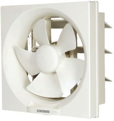 Havells Standard Refresh Air- DX 200 5 Blade Exhaust Fan(Black)