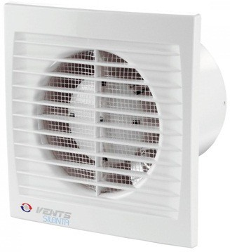 View Vents by Hindware Vents 125 S TH Ventilation 4 Blade Exhaust Fan(White) Home Appliances Price Online(Vents by Hindware)