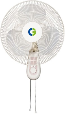 Crompton Greaves Highflo 3 Blade Wall Fan(White)