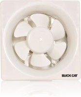 Black Cat VF-008 6 Blade Exhaust Fan(White)