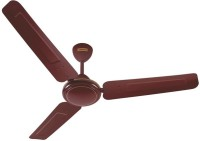 Luminous Kooler 3 Blade Ceiling Fan(Red)