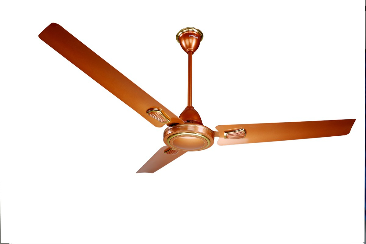 View Super Star Skyron decorative 3 Blade Ceiling Fan(Gold, Yellow) Home Appliances Price Online(Super Star)