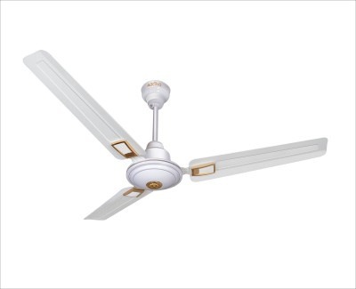 ACTIVA APSRA DECO 1200 MM 5 STAR 3 Blade Ceiling Fan(WHITE)