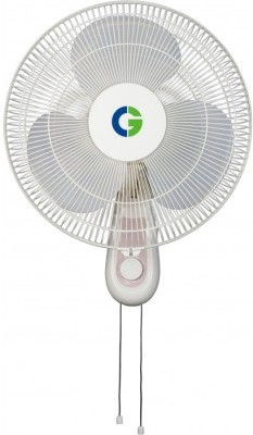 Crompton Greaves Hi Flo 3 Blade Wall Fan(Grey)