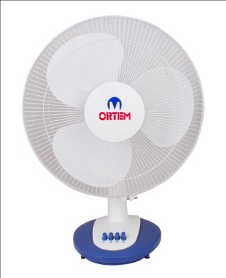 Ortem ROYAL TABLE 3 Blade Table Fan(White)