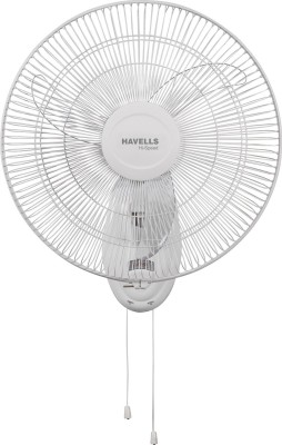 Havells 450mm Air Bol Hs 3 Blade Wall Fan(White)