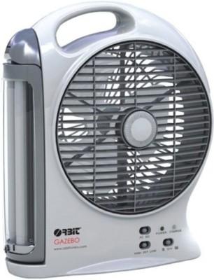 Orbit Gazebo 3 Blade Table Fan(White) 175mm