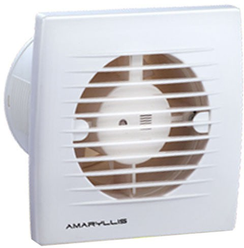 View Amaryllis Beta-6 7 Blade Exhaust Fan(White) Home Appliances Price Online(Amaryllis)