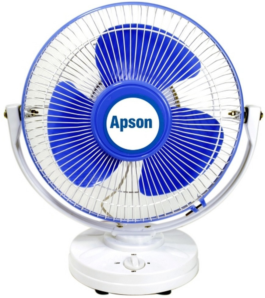 Apson Ap Fan Tik Tik 3 Blade Table Fan Multicolor Price