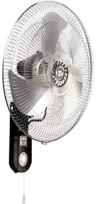 Orient tornado 3 Blade Wall Fan(black)