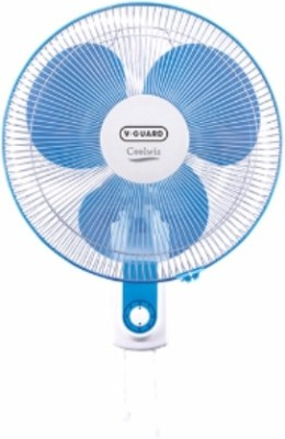 V-Guard Coolwiz 3 Blade Wall Fan(Blue)