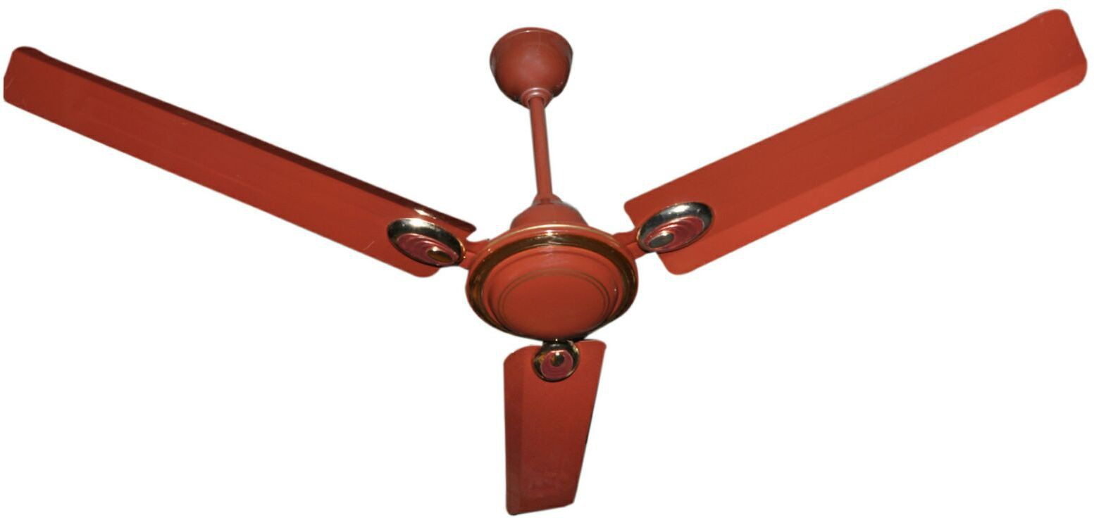 View RPM SUPER DELUX 3 Blade Ceiling Fan(BROWN) Home Appliances Price Online(RPM)