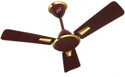 Orpat Air Max 900 3 Blade Ceiling Fan Brown  available at Flipkart for Rs.1570