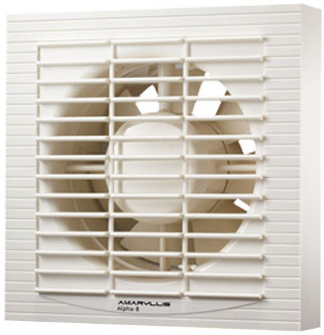 View Amaryllis Alpha-8 7 Blade Exhaust Fan(White) Home Appliances Price Online(Amaryllis)