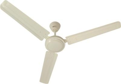 Usha Spirit Ivory 1200mm 3 Blade Ceiling Fan(White)