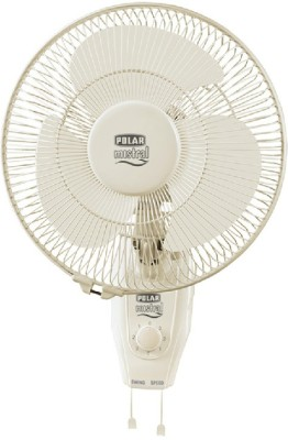 Polar Mistral (16WF02) 1 Blade Wall Fan(White)
