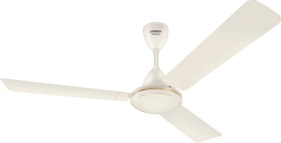 Eveready Vanilo 1200 mm 3 Blade Ceiling Fan(Cream)