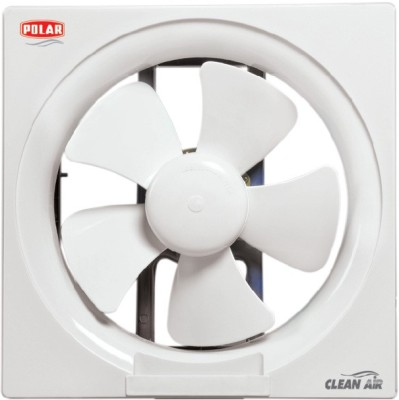 Polar Clean Air Passion 1 Blade Exhaust Fan(White)