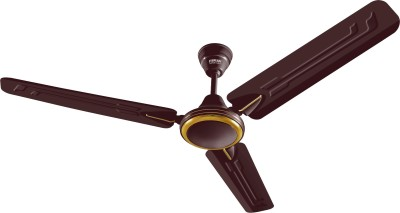 Eveready Super Fab M 1200 mm 3 Blade Ceiling Fan(Brown)