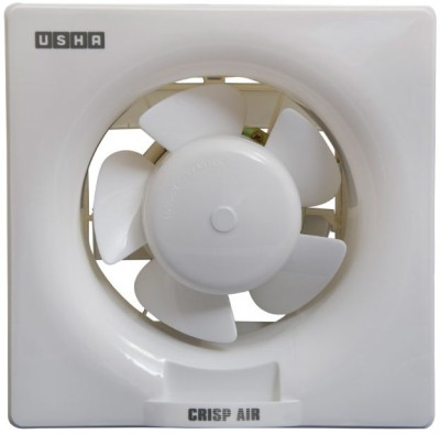 Usha Crisp Air 150 5 Blade Exhaust Fan(White)
