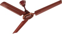 Gloster Victor 3 Blade Ceiling Fan(Brown)