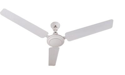 Ortem TECAIR 3 Blade Ceiling Fan(White)