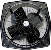 Supertek 31 4 Blade Exhaust Fan(Black)