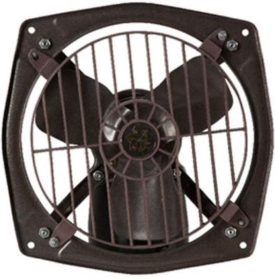Usha Turbojet 3 Blade Exhaust Fan(Grey)