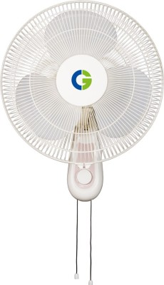 Crompton Greaves FizzAir  Highspeed 300mm 3 Blade Wall Fan(White)