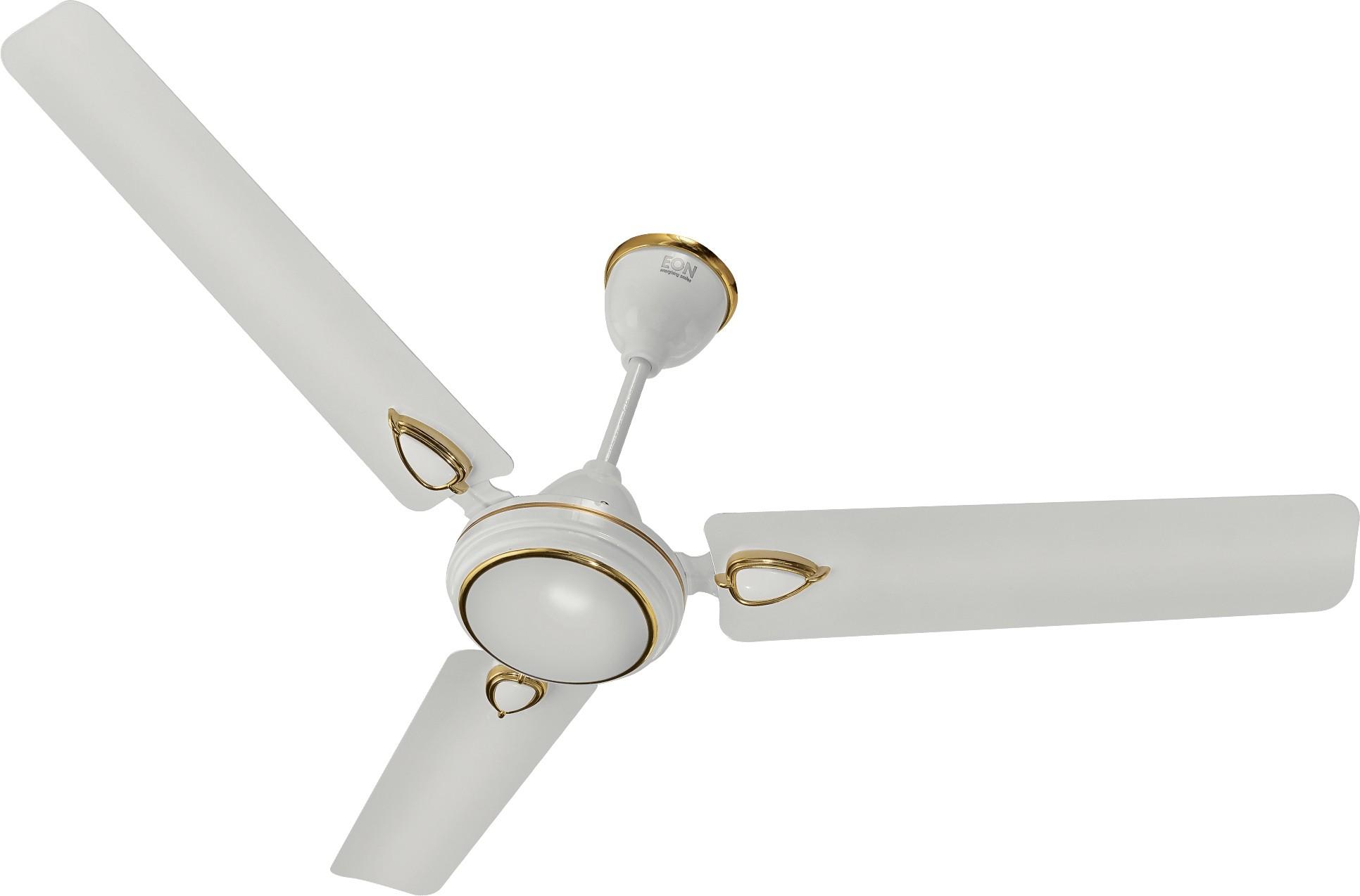 View EON EAGLE DECO 3 Blade Ceiling Fan(White) Home Appliances Price Online(EON)