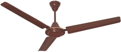 Lazer Sunny 1200mm Sweep 3 Blade Ceiling Fan(Brown)