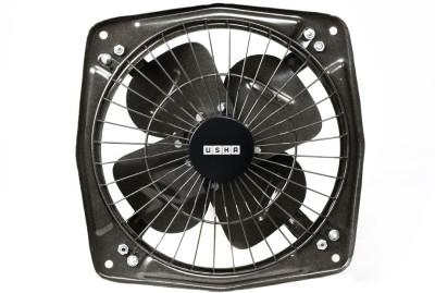 Usha DDB 4 Blade Exhaust Fan(Grey)