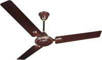 Omega 48 inch Galaxy 3 Blade Ceiling Fan(Brown)