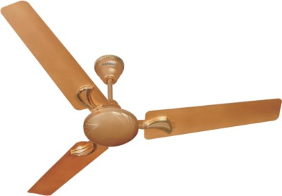 Havells Fiesta 1200 mm 3 Blade Ceiling Fan(Brown)