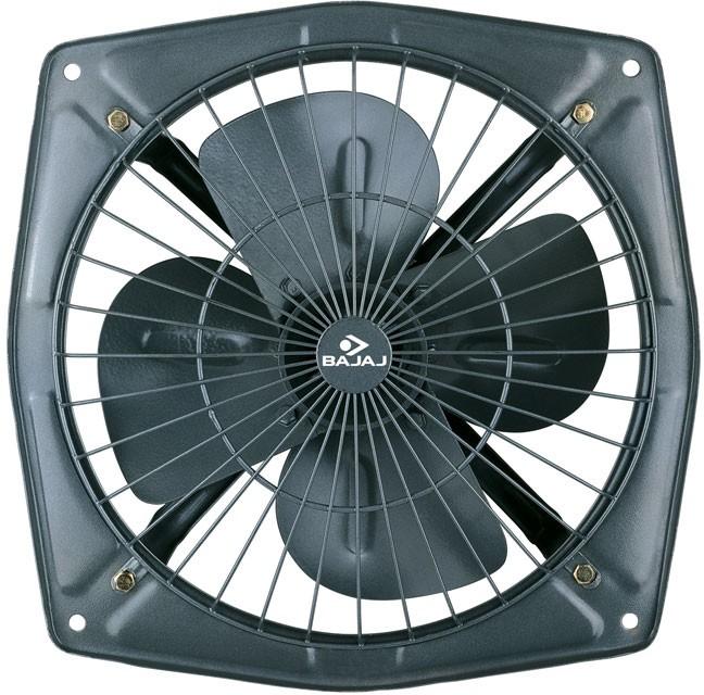 Bajaj Freshee 4 Blade Exhaust Fan(Black)