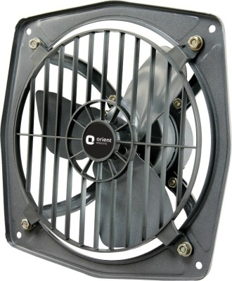 Orient Electric Hill Air 3 Blade Exhaust Fan(Grey)