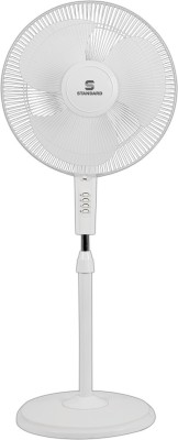 HAVELLS STANDARD SAILOR HS 3 Blade Pedestal Fan(WHITE)  400mm