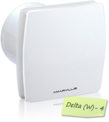 Amaryllis Delta (W) 4 7 Blade Exhaust Fan(White)