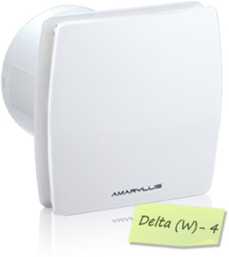View Amaryllis Delta (W) 4 7 Blade Exhaust Fan(White) Home Appliances Price Online(Amaryllis)